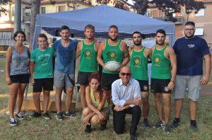Bassano Romano - Il rugby entra nelle scuole