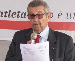 Nildo Rapiti, presidente centro provinciale Libertas Viterbo
