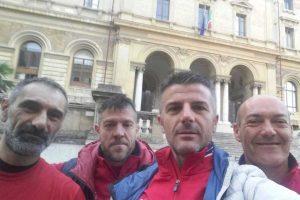 Sport - Atletica leggera - Gli atleti dell'Alto Lazio alla maratona di Roma
