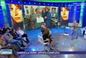 Gabriella Ferri - La vita in diretta a Corchiano