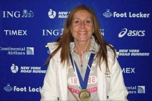 Sport - Atletica leggera - Susanna Pecoroni