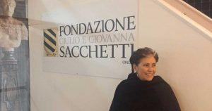 giovanna zannuto sacchetti Fondazione Sacchetti