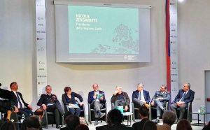 La presentazione del terzo rapporto Mafie nel Lazio
