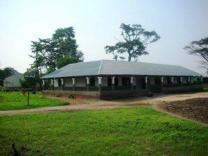 Un reparto dell'ospedale di Txingudi