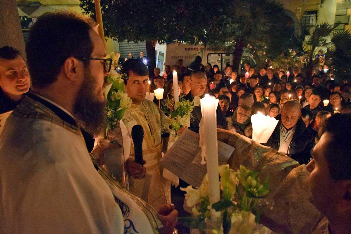 Trieste: iniziate le celebrazioni della Pasqua ortodossa