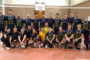 Sport - Pallavolo - Viterbo e Acquapendente insieme