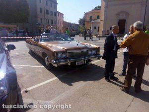 Vasanello - Raduno d'auto d'epoca