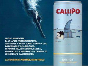 Pesce d'aprile - La bevanda Callipo al tonno