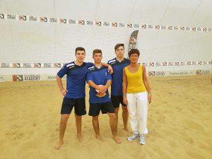 Sport - Beach volley - Campionati studenteschi scuole di II grado - Itis Da Vinci