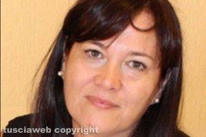 Sabrina Cori del gruppo teatrale Attimo di Graffignano