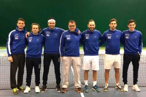Sport - Tennis - I ragazzi del Tennis club Viterbo