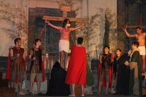 San Lorenzo Nuovo - La passione di Cristo