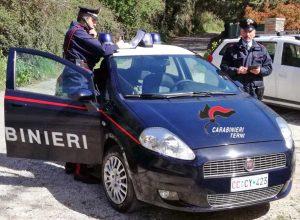 Terni - Carabinieri