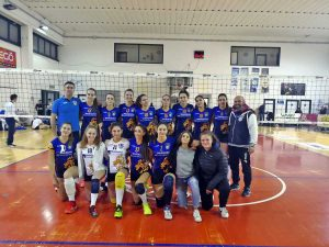Viterbo - Volley Vbc serie D