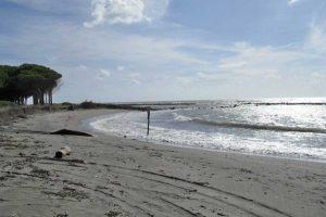 Tarquinia - La spiaggia di San Giorgio