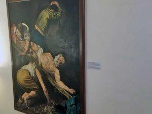 Bagnoregio - 'Elogio della copia. Caravaggio, tutto falso ma così bello'