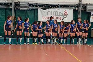 Sport - Pallavolo - Vbc Viterbo - Le ragazze dell'under 13
