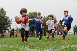 Sport - Rugby - Tusciarugby - I giovani atleti viterbesi