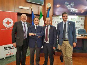 Roma - Annual report - Menzione speciale per la Cri di Bagnoregio