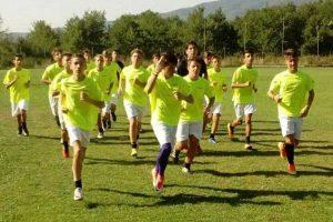 Sport - Calcio - Calcio Tuscia - I ragazzi del 2003