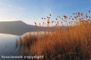 Ronciglione - Riflessi sul lago di Vico