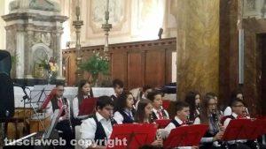 """Viterbo - Il concerto della giovane orchestra dell'istituto comprensivo """"Egidi"""""""