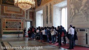 I clarinettisti dell'Egidi in trasferta a Roma