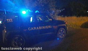 Montefiascone - Donna investita e ferita da un'auto - I carabinieri