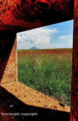 Gallese - Vista del Soratte