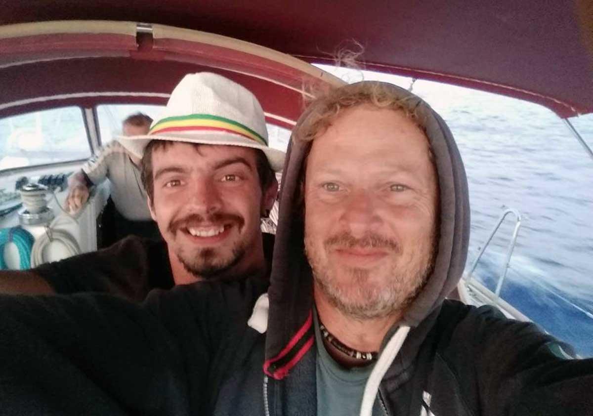 Due italiani dispersi nell'oceano Atlantico
