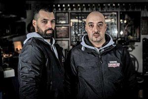 Motori - Simone Trippini ed Emanuele Pintus