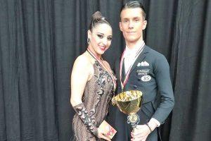 Sport - Danza sportiva - Simone Boccialoni e Greta Fiore