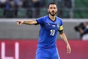 Sport - Calcio - Leonardo Bonucci con la maglia della Nazionale