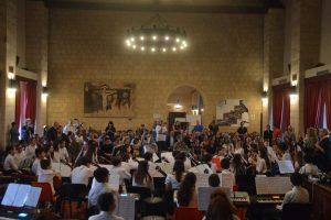 Tarquinia - Le audizioni del concorso musicale