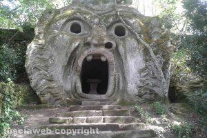 Bomarzo - Il parco dei mostri