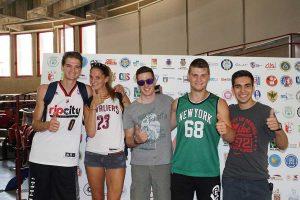 Sport - Cus Viterbo - I campionati nazionali universitari di Isernia