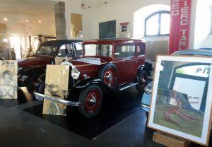 Bagnoregio - Mostra al museo Taruffi