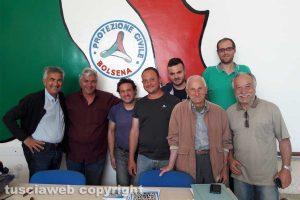 Bolsena - La riunione operativa