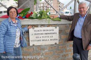 Viterbo - Maria Immordino e Leonardo Michelini