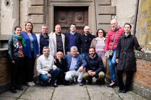 Vignanello - La squadra di Enrico Gnisci