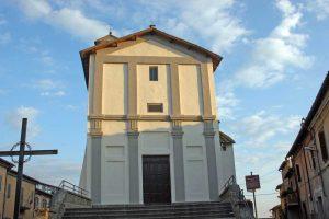 Caprarola - La chiesa di San Marco