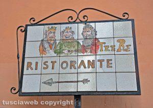 "Ristorante ""I tre re"" - bottega storica, Viterbo"