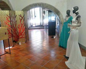 Viterbo - Cna - Due abiti in mostra