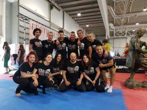 Sport - Krav Maga Vetralla al festival dell'Oriente