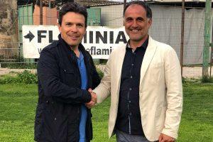 Sport - Calcio - Flaminia - Marco Schenardi
