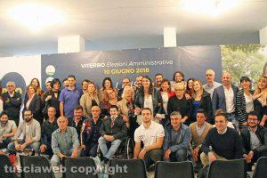 Inaugurazione del comitato elettorale di Luisa Ciambella
