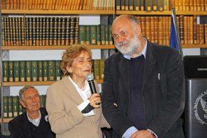 Medaglia per le scienze fisiche e naturali a Riccardo Valentini