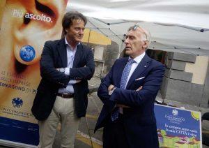 Bagnoregio - Confcommercio accolta dal sindaco Bigiotti