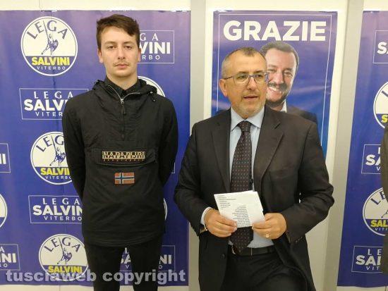 Alessandro Albertelli ed Enrico Maria Contardo