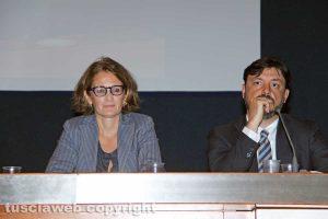 Lorenza Bonaccorsi ed Eugenio Patanè